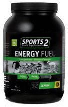 Sports2 Energy Fuel Lemon