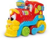 Clementoni Baby Activiteiten Trein - Speelgoedtrein