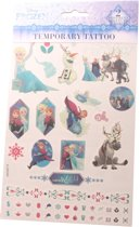 Slammer Frozen Tattoos 1 Vel