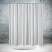 Roomture - douchegordijn - marmer - 180 x 200