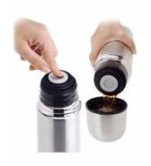 Isolatiekan - 0,5 l - RVS - kan - warmwater - koffiewarm