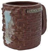 HARRY POTTER - Mug 3D - Diagon Alley