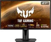 ASUS TUF Gaming VG27AQ - QHD IPS G-Sync Gaming Monitor - 27 inch