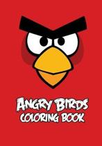 Angry Birds Coloring Book: Coloring Book for Kids and Adults 45+ illustrations