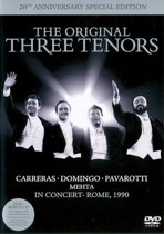 The Three Tenors - In Concert (20th Anniversary Edition) (Dvd + Cd)