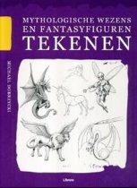 Mythologische Wezens En Fantasyfiguren Tekenen