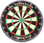 Longfield Darts 3rd Generation - Dartbord