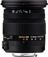 Sigma EX 2,8/17-50 DC OS SI/AF HSM