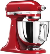 KitchenAid Artisan 5KSM125EER - Keukenmachine - Keizerrood