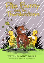 Pika Bunny and the Thunderstorm