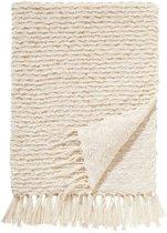 Damai Luxor - Plaid - 130 x 170 - Off-white