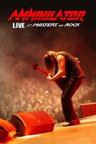 Annihilator - Live At Masters Of Rock dvd & cd