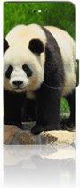 Huawei P8 Lite Smart (GR3) Hoesje Panda