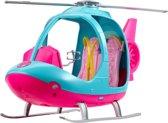 Barbie Travel Helikopter - Barbiehelikopter