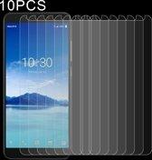Let op type!! 10 PCS 0 26 mm 9H 2.5D explosieveilige getemperd glas Film voor Alcatel 7