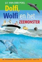 De spannende avonturen met Dolfi 10 - Dolfi, Wolfi en het zeemonster