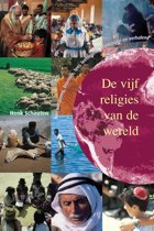 De vijf religies van de wereld