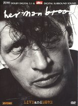 Herman Brood - Live & More (3DVD)