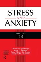 Boek cover Stress And Anxiety van Charles D. Spielberger