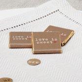 Neviti Just my type - Love is sweet - chocolade tiny's - 20 stuks