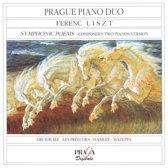 Liszt: Symphonic Poems - 2 Piano Versions / Prague Piano Duo