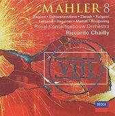 Mahler: Symphony no 8 / Chailly, Eaglen, Schwanewilms, Ziesak et al