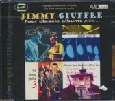 Jimmy Giuffre/Jimmy Giuffre 3/Tangents in Jazz/Historic Jazz