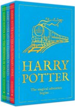 Harry Potter boxset (1-3)