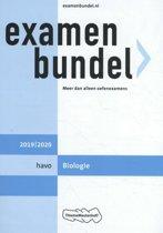 Boek cover Examenbundel Havo Biologie 2019/2020 van E.J. van der Schoot (Paperback)