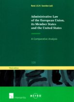 Administrative Law of the European Union, Its Member States and the United States