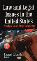 Law & Legal Issues in the United States