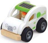 Houten speelgoedvoertuig Eco auto