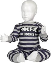 Fun2wear BoefjePyjama  Donkerblauw maat 104