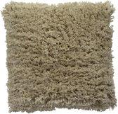 Sierkussen Dinja 45x45 cm zand