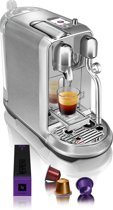 Nespresso Sage Creatista plus SNE800BSS4ENL1 - Koffiecupmachine - RVS