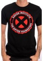 X-Men - Xavier Institute Zwart - XXL
