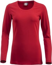 Carolina DS-top L/S rood m