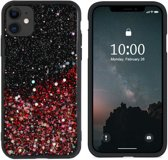 Backcover Spark voor Apple iPhone 11 - Rood