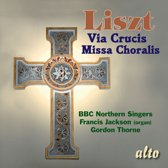 Liszt Via Crucis/Missa Choralis