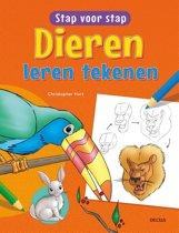 Stap voor stap - Dieren leren tekenen