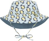 Lässig Splash & Fun ronde hoed. Penguin, 6-18 mnd.