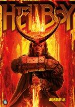 DVD cover van Hellboy