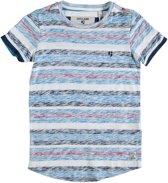 Garcia long fit slim fit t-shirt - Maat 152/158
