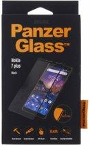 PanzerGlass Nokia 7 Plus - Black