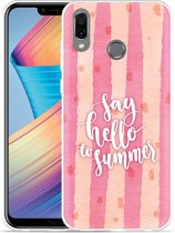 Honor Play Hoesje Say Hello to Summer