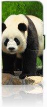 Huawei P Smart 2019 Boekhoesje Design Panda