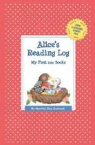 Alice's Reading Log