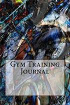 Gym Training Journal