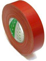 Nichiban   -  duct tape    -  38 mm x 50 m   -  Rood