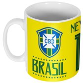 Brazilië Neymar JR Team Mok